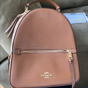 Coach backpack nee without tags